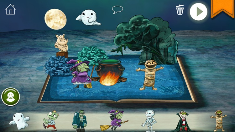 StoryToys Haunted House screenshot-4