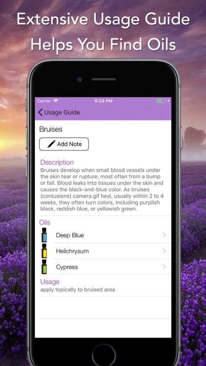 Essential Oils for doTERRA screenshot-4