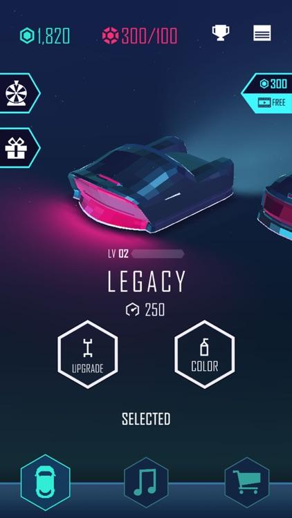 Beat Racer-Beats the world! screenshot-0