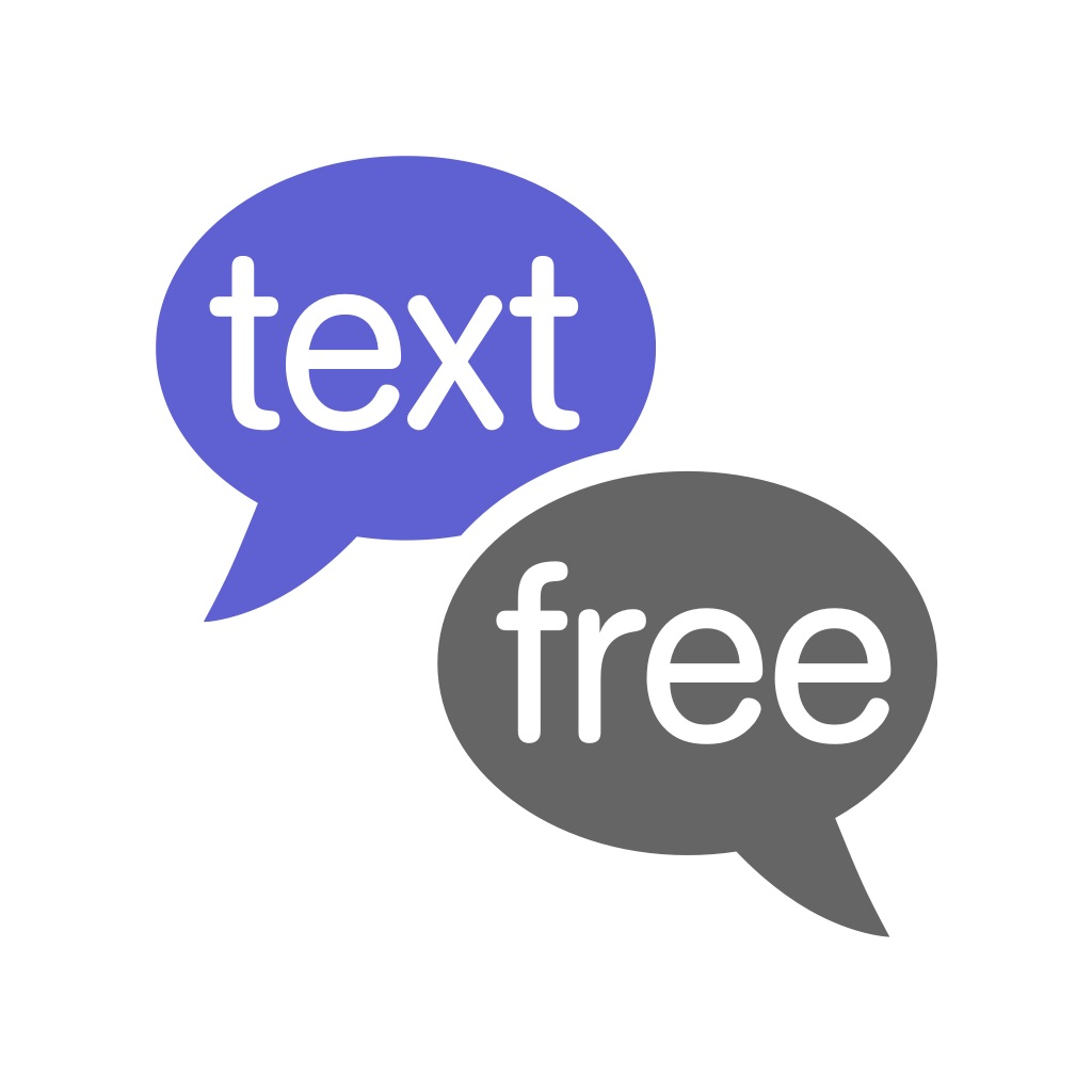 Text Free: Texting App + SMS App Data & Review - Lifestyle