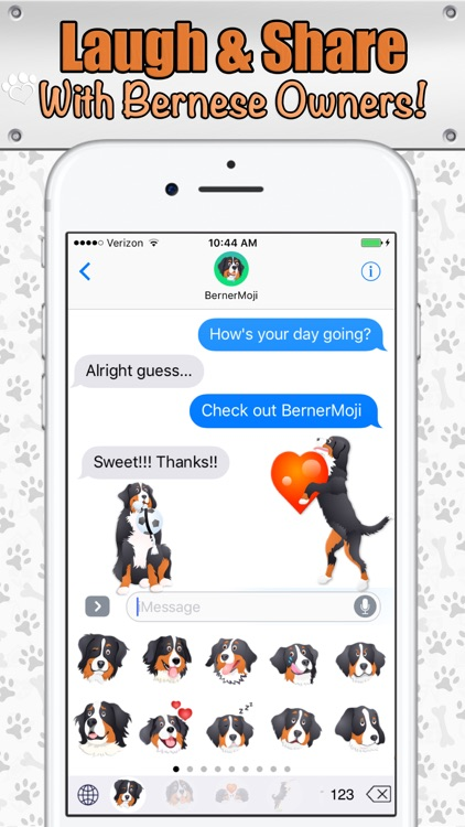 BernerMoji screenshot-3