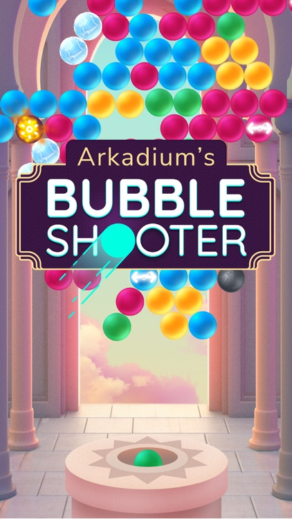 Bubble Shooter by Arkadium screenshot-0
