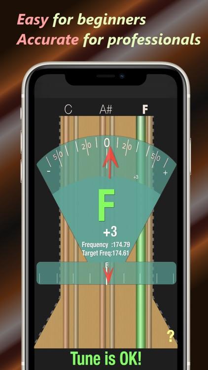 Baglama Tuner screenshot-0