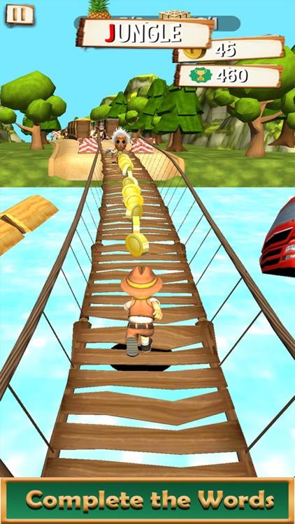Jungle Runner - 2k18 screenshot-4