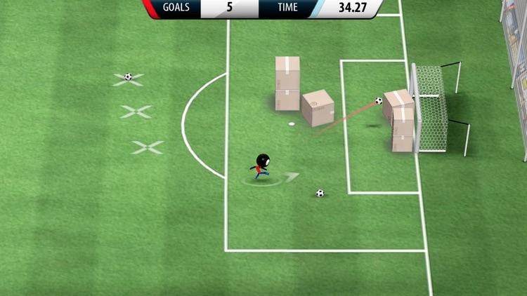 Stickman Soccer 2016 screenshot-3