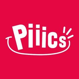 Piiics, photo books printing