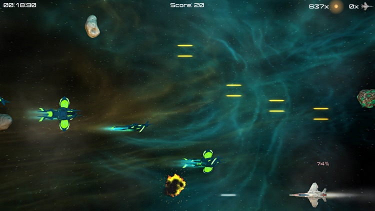Horizon Space Shooter screenshot-8