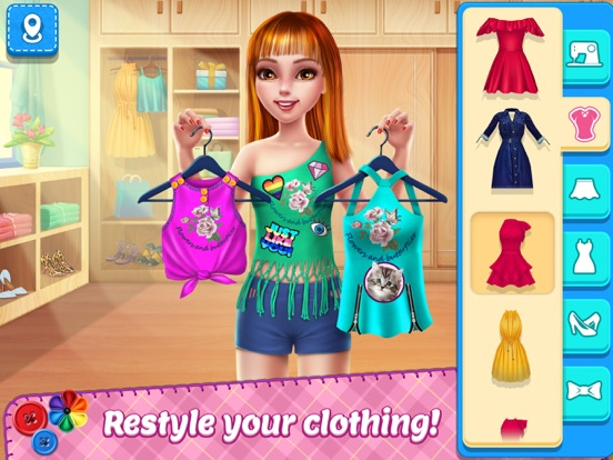DIY Fashion Star screenshot 7
