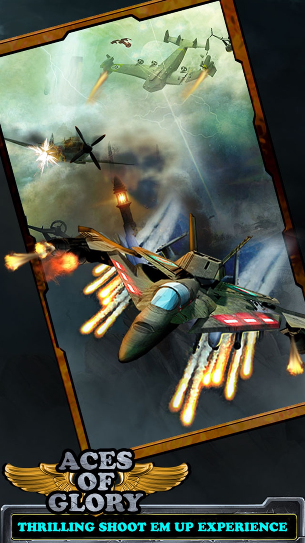 Aces of Glory Cheat Codes
