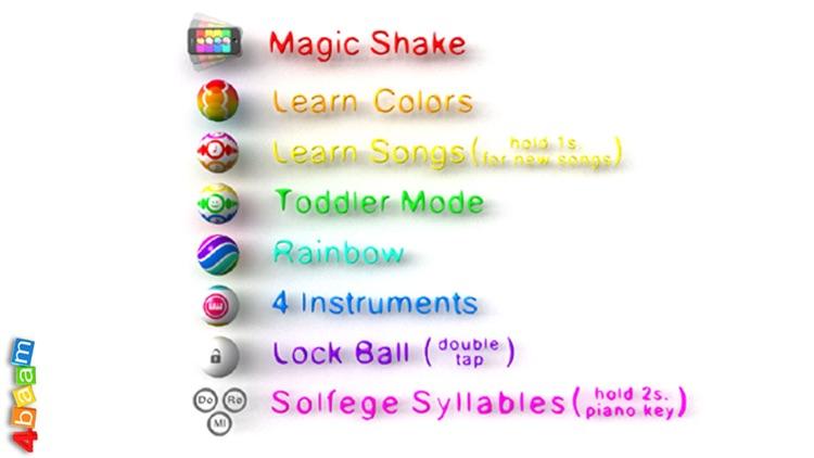 PianoBall - Fun With Learning screenshot-4