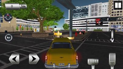 都市タクシードライバーカーシミュレーターのおすすめ画像3