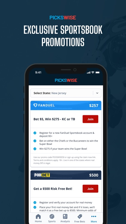Pickswise Sports Betting screenshot-8