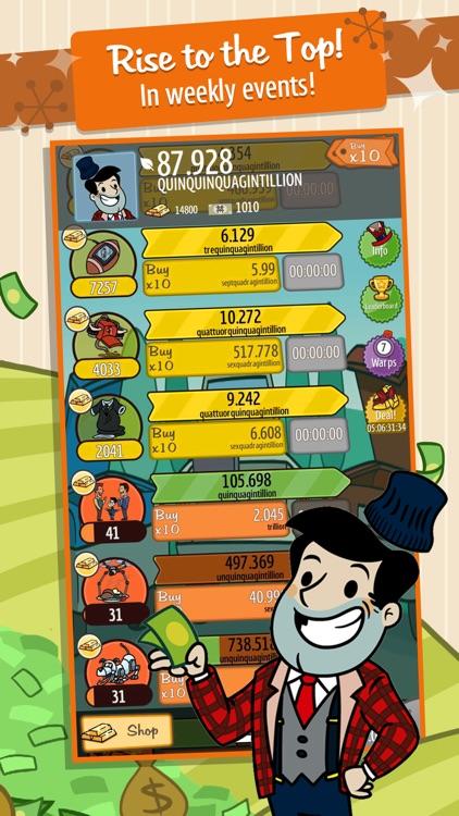 AdVenture Capitalist screenshot-5