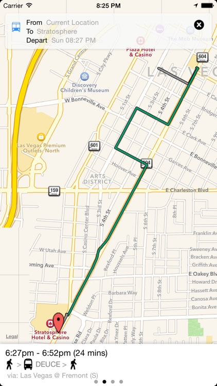 Transit Tracker - Las Vegas screenshot-2