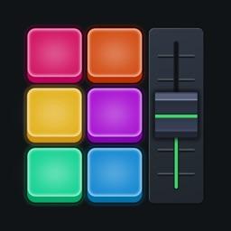 dj mixer-music mixer for djay
