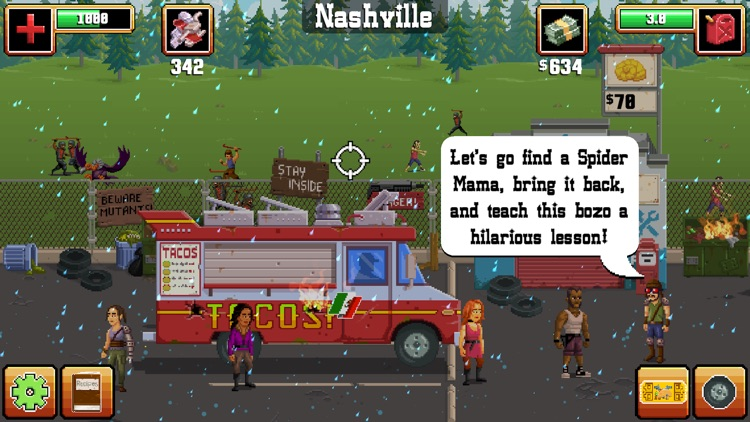 Gunman Taco Truck screenshot-2