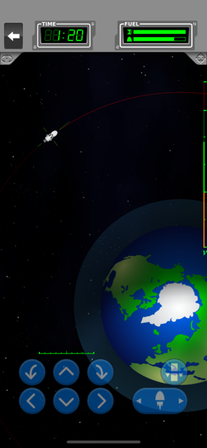 ‎Space Agency Screenshot