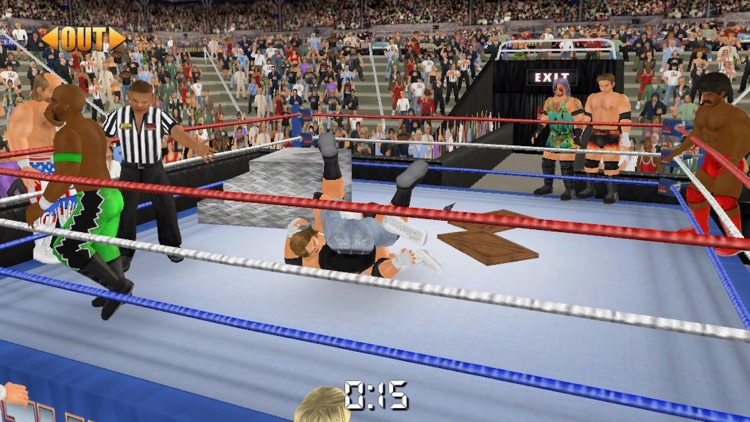 Wrestling Empire screenshot-3