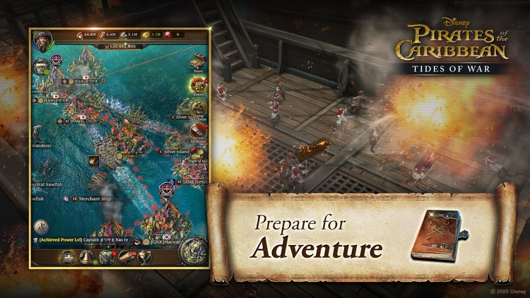 Pirates of the Caribbean : ToW screenshot-5