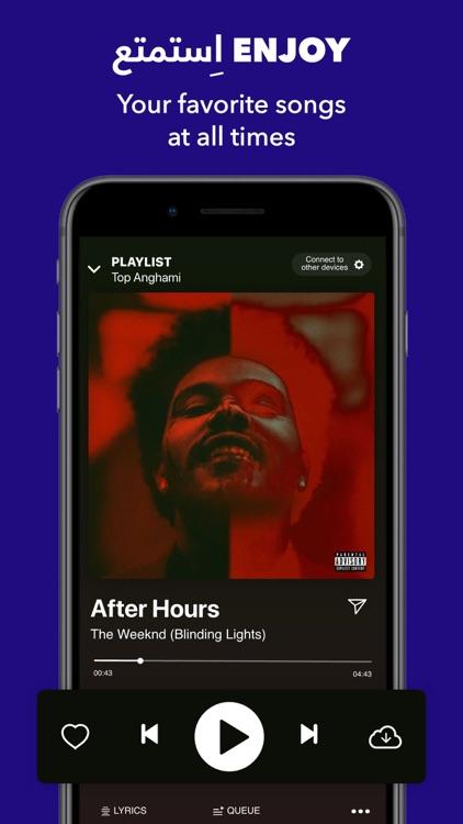 Anghami: New Music & Podcasts screenshot-3