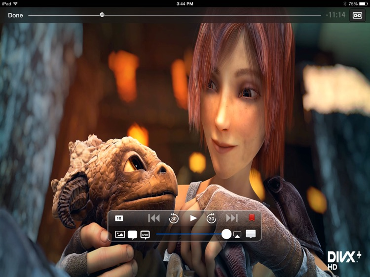 Azul - Video player for iPad