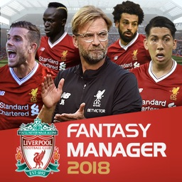 LIVERPOOL FC FANTASY MANAGER18
