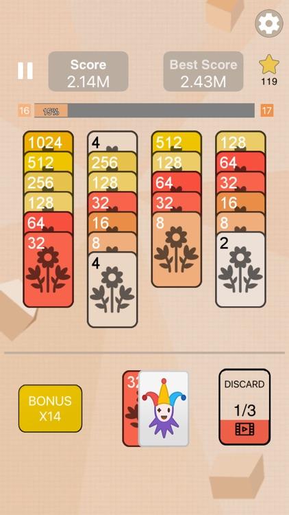 2048 Solitaire Hot screenshot-0