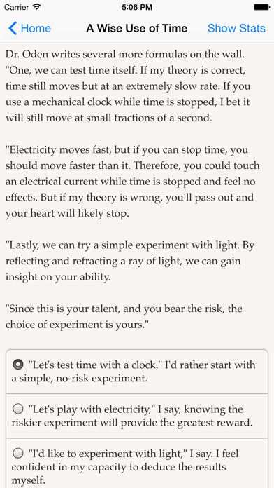 A Wise Use of Time screenshot 7