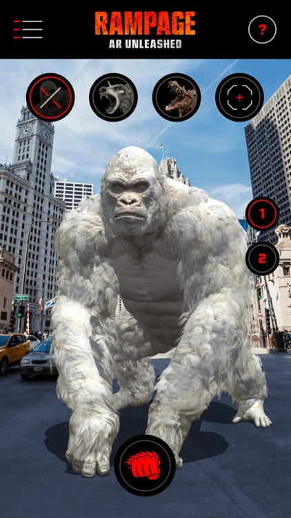 Rampage: AR Unleashed