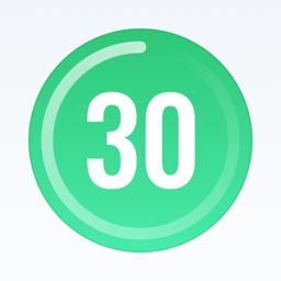 Ícone do app Desafio 30 Dias Para Fitness