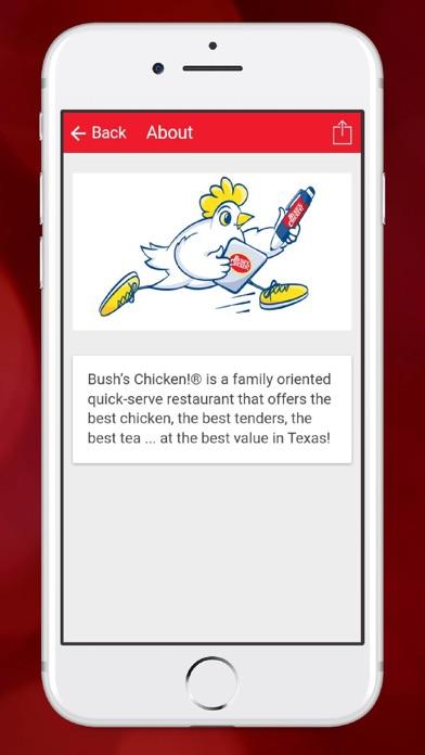 Bush's Chicken To GoScreenshot of 1