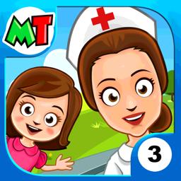 Ícone do app My Town : Hospital