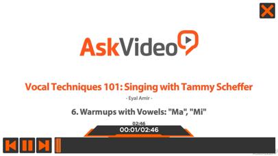 Vocal Techniques 101 screenshot three