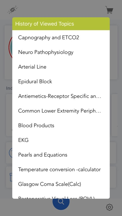 Nurse Anesthesia Pocket Guide screenshot-5