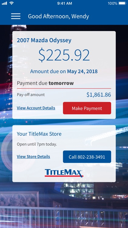 TitleMax screenshot-1