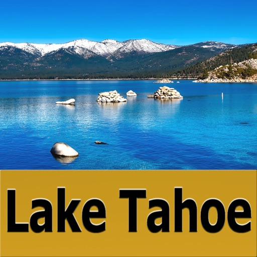Lake Tahoe – Boating Maps