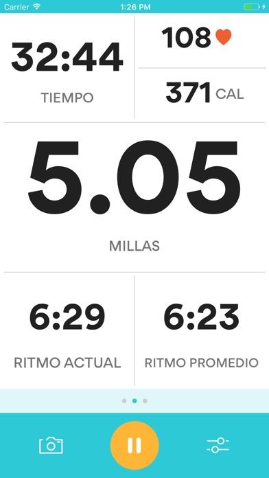Runkeeper- Registro por GPS