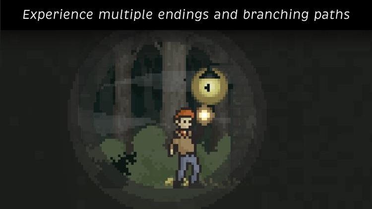 Home - Unique Horror Adventure screenshot-3