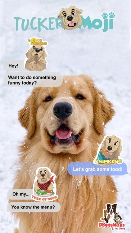 TuckerMoji - Tucker Budzyn Dog