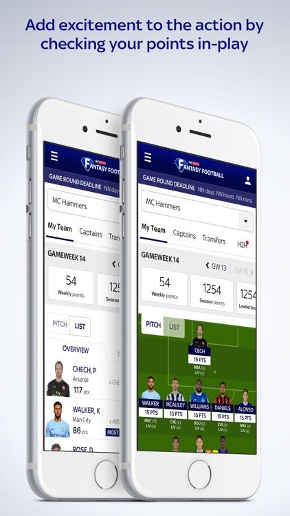 Sky Sports Fantasy Football screenshot-4