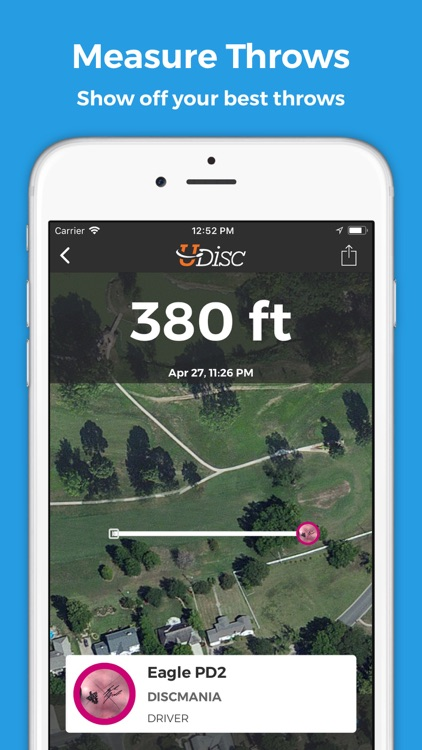 UDisc Disc Golf screenshot-4