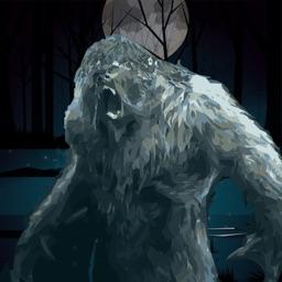 Bigfoot Monster Hunting Game