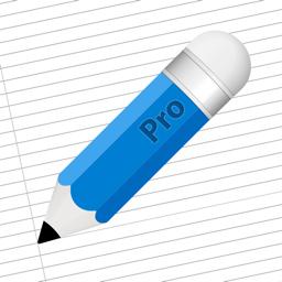 Ícone do app Notes Writer Pro