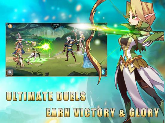 Magic Revenge: Raid Legends screenshot 9