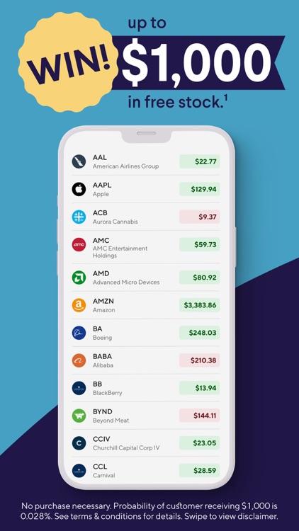 SoFi: Investing, Money, Loans screenshot-0