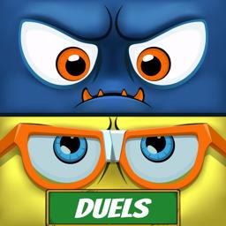 Ícone do app Monster Math - Multiplayer