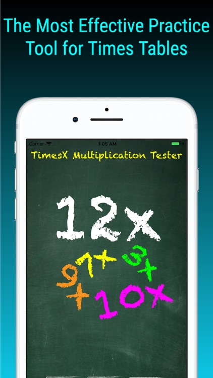 TimesX Lite Times Tables Quiz screenshot-9