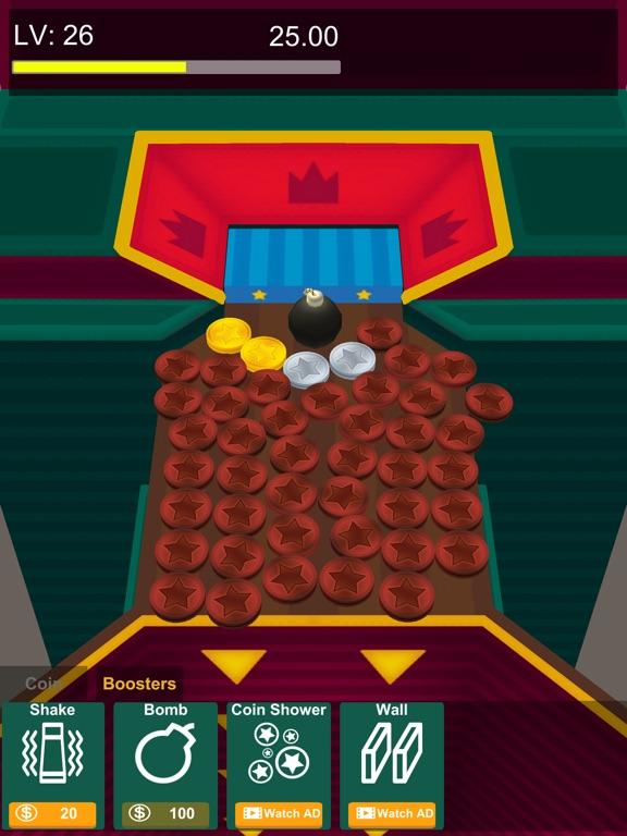 Crazy Coin Pusher screenshot 5