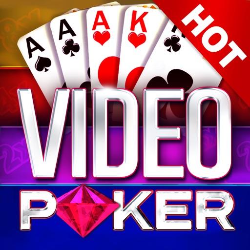 Ruby Seven Video Poker iOS App