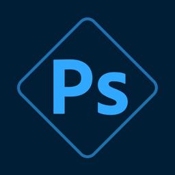 Ícone do app Photoshop Express Foto-Editor